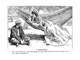 A Disposition Print by Charles Dana Gibson