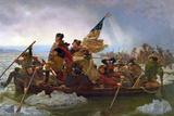Crossing the Delaware Giclee Print by Emanuel Leutze