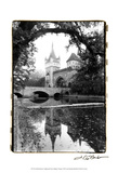 Castle Reflections, Vajdahunyad Prints by Laura Denardo
