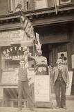 New York: Cigar Store Photographic Print