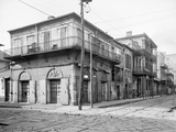 New Orleans: Bar, C. 1905 Photographic Print