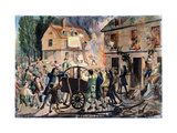 Volunteer Firefighters Giclee Print