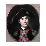 John Paul Jones (1747-1792) Giclee Print by Charles Willson Peale