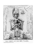 Fort Mifflin, 1777 Giclee Print