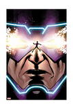 Cataclysm: Ultimate Spider-Man 3 Cover: Galactus, Spider-Man Prints by David Marquez