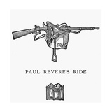 Paul Revere's Ride Giclee Print