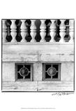 Architecture Detail III Budapest Print by Laura Denardo