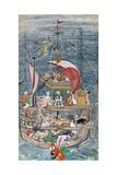 Mughal: Noah's Ark Giclee Print