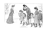 Fifteen Years Reproduction procédé giclée par Charles Dana Gibson