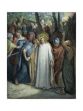 Betrayal of Christ Giclee Print by Gustave Doré