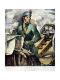 Thaddeus Kosciusko Posters by A. Girard