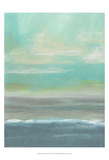 Lowland Beach II Print by Charles McMullen