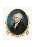 John Adams (1735-1826) Giclee Print