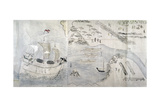 Asia: Trading Colony Giclee Print