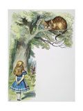 Alice, 1865 Giclee Print by John Tenniel