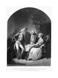 Marquis de Lafayette Art by Karl Hermann Schmolze