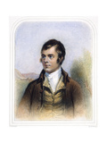 Robert Burns (1759-1796) Giclee Print by Alexander Nasmyth