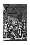 Treaty of Paris, 1783 Giclee Print