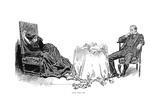 Love Will Die, 1894 Giclee Print by Charles Dana Gibson