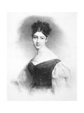 Maria Malibran (1808-1836) Giclee Print