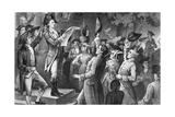 Yorktown: Surrender, 1781 Giclee Print by  Currier & Ives