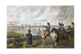 Boston: Evacuation, 1776 Giclee Print by Frederick T. Stuart