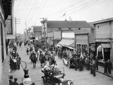 Alaska: 4th of July, 1916 Photographic Print