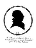 Marquis de Lafayette Prints