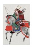 Japan: Samurai, C. 1878 Lámina giclée
