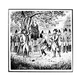 Nathan Hale (1755-1776) Giclee Print