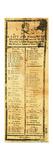 Handbill: Casualties, 1775 Giclee Print