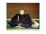 Oda Nobunaga (1534-1582) Giclee Print