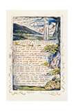 Songs of Experience Giclee Print by William Blake