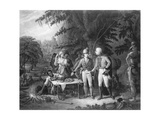 Francis Marion (1732-1795) Giclee Print