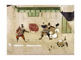 Japan: Heiji Rebellion Giclee Print