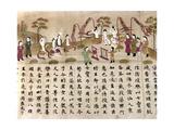 Buddha: Birth Giclee Print
