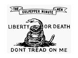 Culpepper Minutemen Giclée-tryk