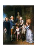American Revolution, 1780 Poster