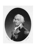 Horatio Gates (C. 1728-1806) Prints by Gilbert Stuart