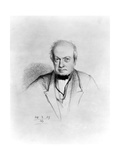 Robert Brown (1773-1858) Giclee Print by William Brockedon