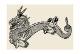 Dragon Giclee Print