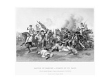 Battle of Camden, 1780 Giclee Print by  Chappel
