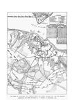 Battle of Yorktown, 1781 Giclee Print by L.V. Caziarc