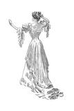 Gibson Girl, 1903 Giclee Print by Charles Dana Gibson