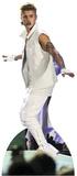 Justin Bieber - Tattoo Arms Lifesize Standup Silhouettes découpées en carton