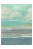 Lowland Beach I Prints by Charles McMullen
