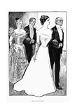 The Debutante, 1899 Giclee Print by Charles Dana Gibson