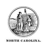 North Carolina State Seal Posters