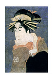 Japan: Actor, C1794 Giclee Print by Toshusai Sharaku