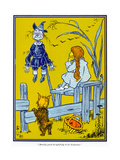 Wizard of Oz, 1900 Posters by William Wallace Denslow